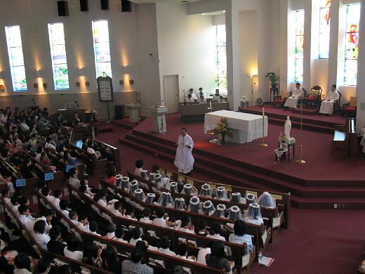 CMC Parishioners 2009