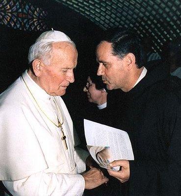 JPII & Fr Jozo