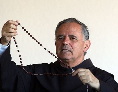 FrJozo and the rosary