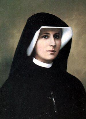 聖瑪利亞傅天娜高華思格 (St. Maria Faustina Kowalska)