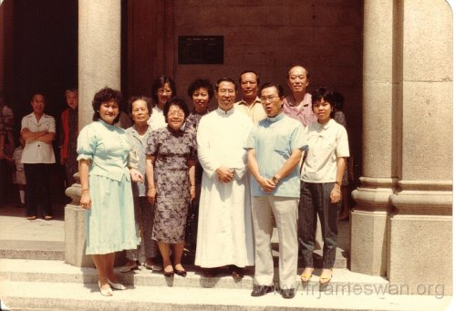 1983 Oct Visit of Mrs Ma - 1