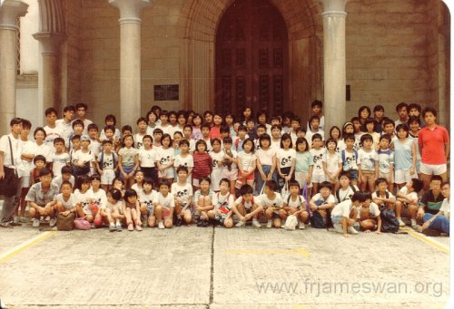 1985 Cathdral - Children Camp