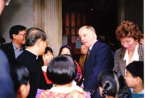 HK President Pang Ding Hong