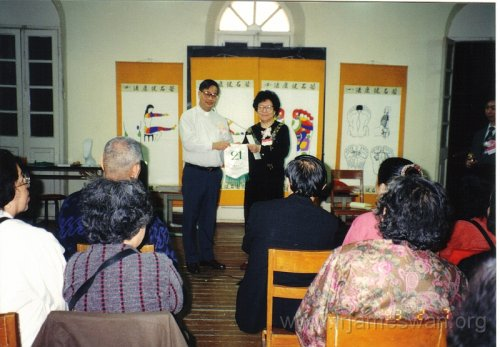 21 Yek Shak Health Seminar - 1