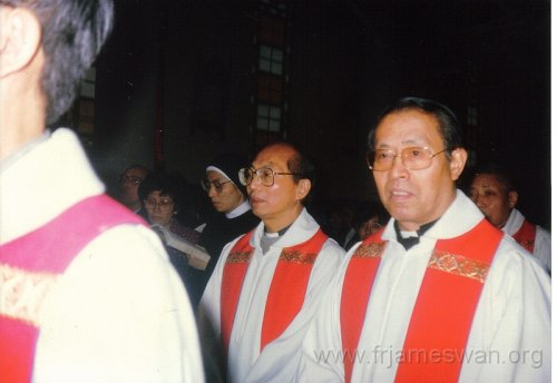 1990 Jan 1 Mass for the Peace of the World