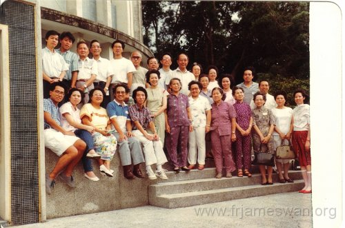 1985 Aug Cathdral - Renewal Camp - Chun Hum Kowk Convent