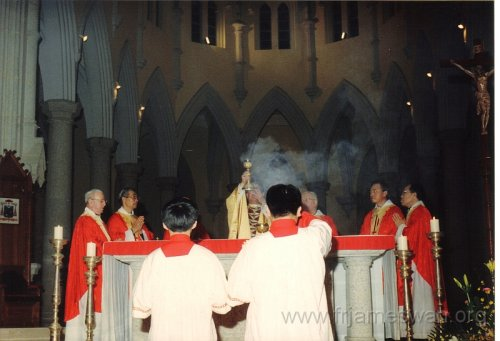 1990 Dec 8 Feast Day of HK Immaculate of Conception of Cathdreal - 11