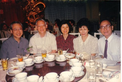 1991 June 18 25th Anniv of Ordination of Fr. Tong Hong 10