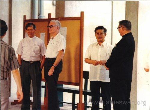 1991 Oct 1 Holy Spirit Seminar - Celebration - 1