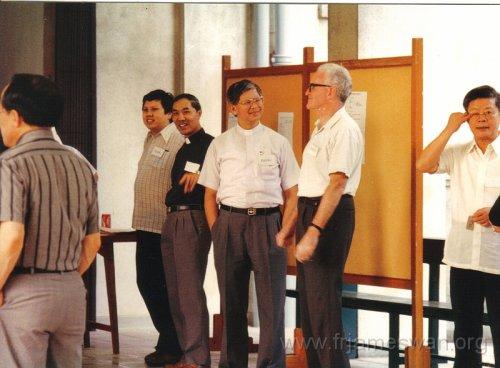 1991 Oct 1 Holy Spirit Seminar - Celebration - 2