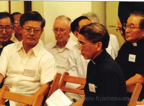 1991 Oct 1 Holy Spirit Seminar - Celebration - 55