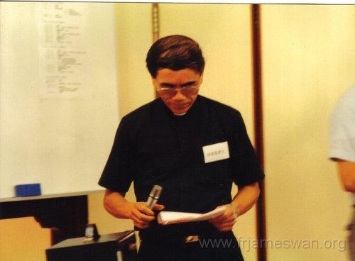 1991 Oct 1 Holy Spirit Seminar - Celebration - 57