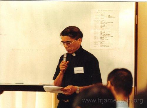 1991 Oct 1 Holy Spirit Seminar - Celebration - 58