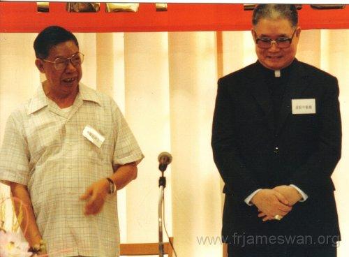 1991 Oct 1 Holy Spirit Seminar - Celebration - 60