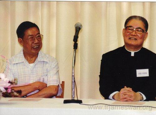 1991 Oct 1 Holy Spirit Seminar - Celebration - 61