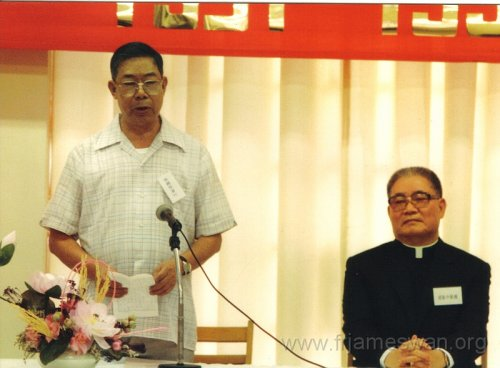 1991 Oct 1 Holy Spirit Seminar - Celebration - 62