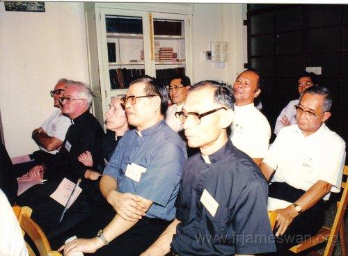 1991 Oct 1 Holy Spirit Seminar - Celebration - 67