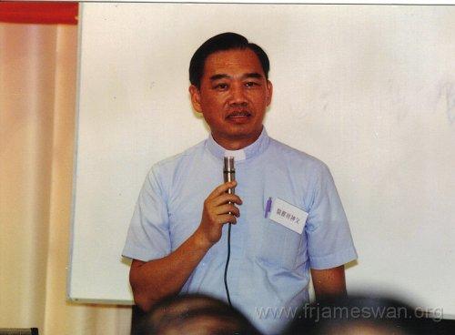 1991 Oct 1 Holy Spirit Seminar - Celebration - 119