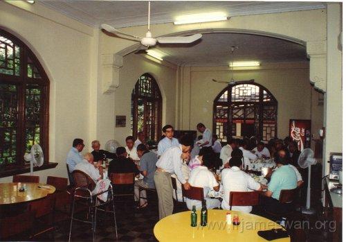 1991 Oct 2 Holy Spirit Seminar - Celebration - 30
