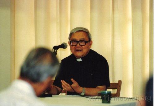 1991 Oct 2 Holy Spirit Seminar - Celebration - 41