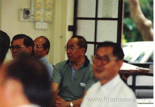1991 Oct 2 Holy Spirit Seminar - Celebration - 58