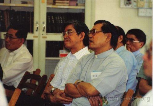 1991 Oct 2 Holy Spirit Seminar - Celebration - 63