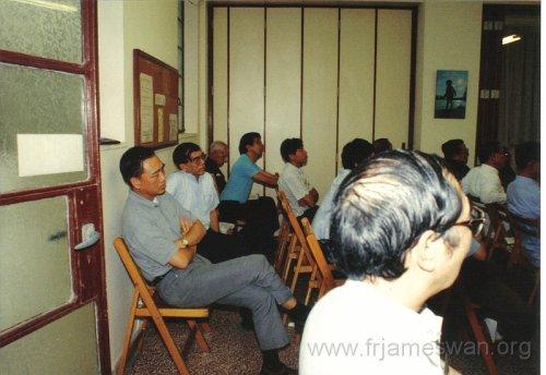 1991 Oct 2 Holy Spirit Seminar - Celebration - 64
