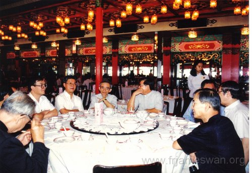 1991 Oct 3 Shun Bo Sea Food Restaurant - 9